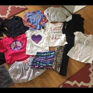 Girls size 5/6 lot excellent condition